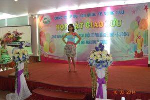 Mừng quốc tế Phụ Nữ - Resort Intourco Vũng Tàu