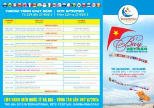 Lễ hội Diều tại Resort Vũng Tàu Intourco