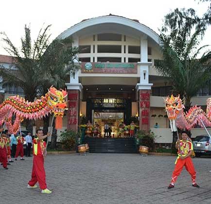 Mừng năm mới với Resort Vũng Tàu Intourco