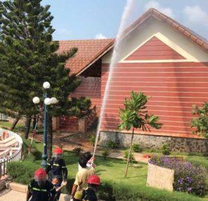 PCCC tại Resort Vung tau intourco