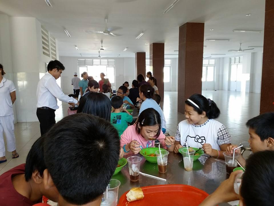 Vung tàu Intourco Resort chung tay vì cộng đồng
