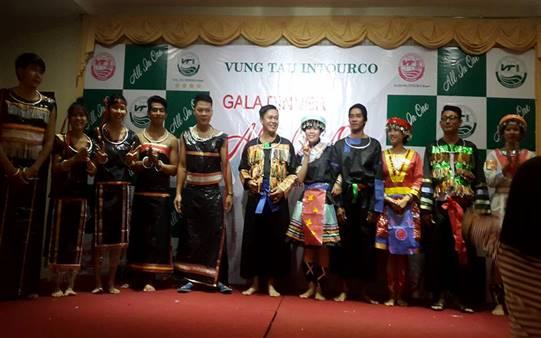 Tham quan khảo sát thường niên của nhân viên Vungtau intourco resort