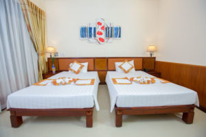 superior twin room intourco resort Vung Tau