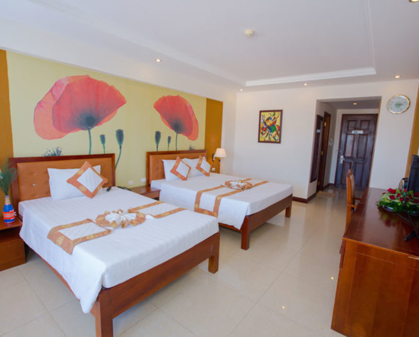 Duluxe-Triple intourco resort Vung Tau