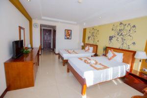 Deluxe-Twin intourco resort Vung Tau