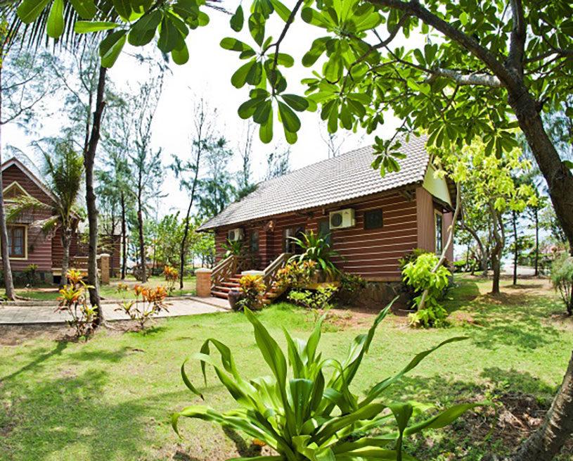 Phòng junior villa Vũng Tàu Intourco Resort