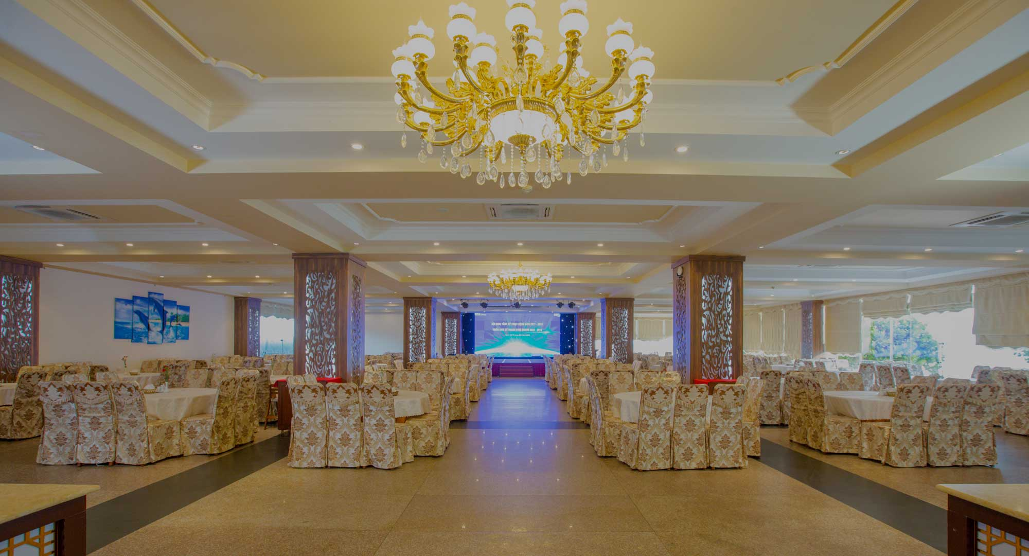 Nhà hàng tại Resort Intourco Vũng Tàu