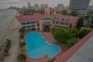 Hồ bơi nước ngọt nước mặt Vũng Tàu - Intourco Resort Vung Tau