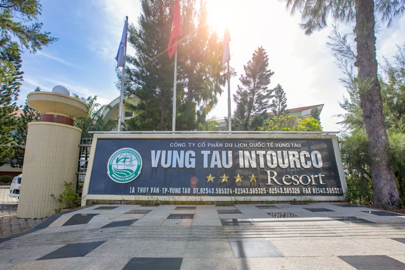 Outside-INTOURCO RESORT VUNG TAU