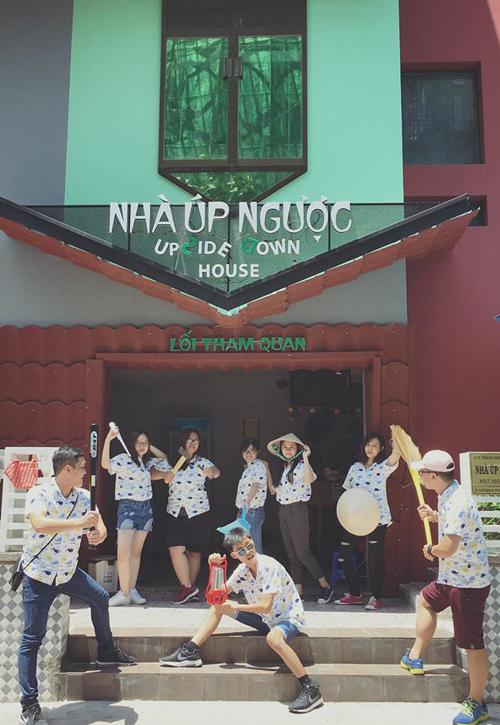 Nhà úp ngược - Intourco Resort Vũng Tàu