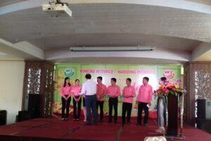 Lãnh đạo Vũng Tàu Intourco Resort Trao quà cho nhân viên