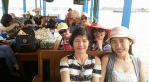 CBCNV nữ Vũng Tàu Intourco Resort dã ngoại dịp lễ 8-3