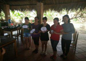 Niềm vui khi đạt giải của cán bộ công nhân viên Vũng Tàu Intourco Resort