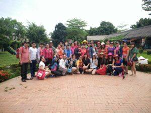 CBCNV Vũng Tàu Intourco Resort chụp ảnh lưu niệm lễ 8-3