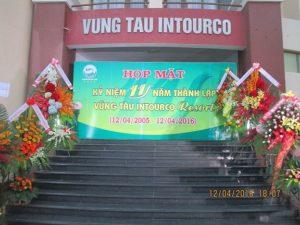 Kỷ niệm 11 năm thành lập Intourco Resort