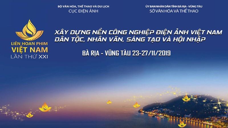 Liên Hoan Phim Việt Nam lần thứ 21