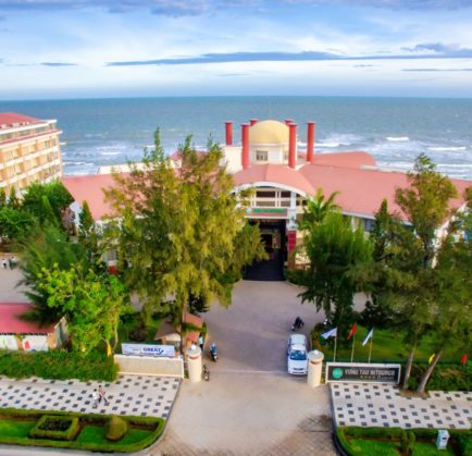Khách sạn Vũng Tàu Intourco – Khuyến mãi đầu năm 2021